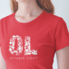 OL Ladies Shirt Red